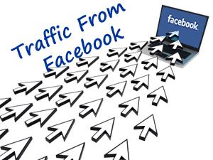 Drive Traffic Using facebook