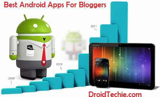 Top Best Android Apps Bloggers