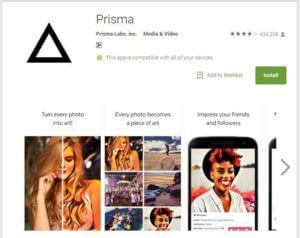 Remove Prisma Watermark