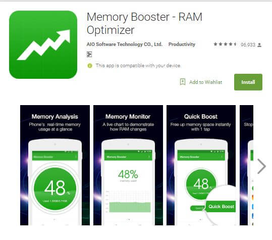 Boost Android Ram