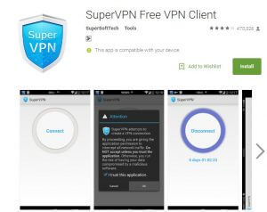Hotspot Sheild Best Free VPN Apps for Android 2017